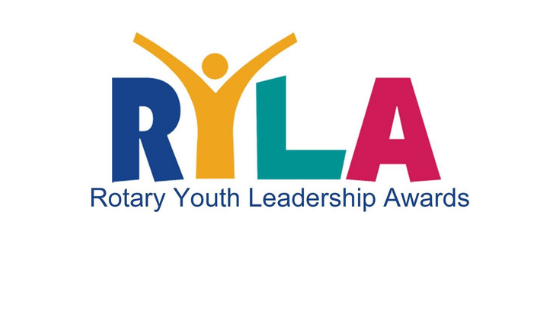 Will your club sponsor a student for RYLA?