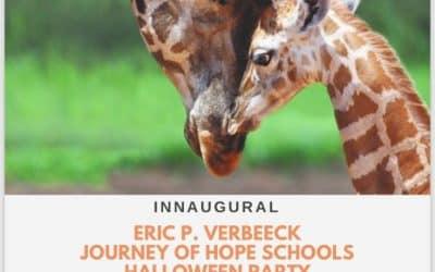 Eric P. Verbeeck Journey of Hope Schools Halloween Party